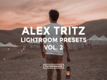 Featured - Alex Tritz Lightroom Presets Vol. 2 - FilterGrade