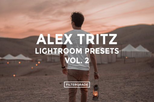 Featured - Alex Tritz Lightroom Presets Vol. 2 - FilterGrade