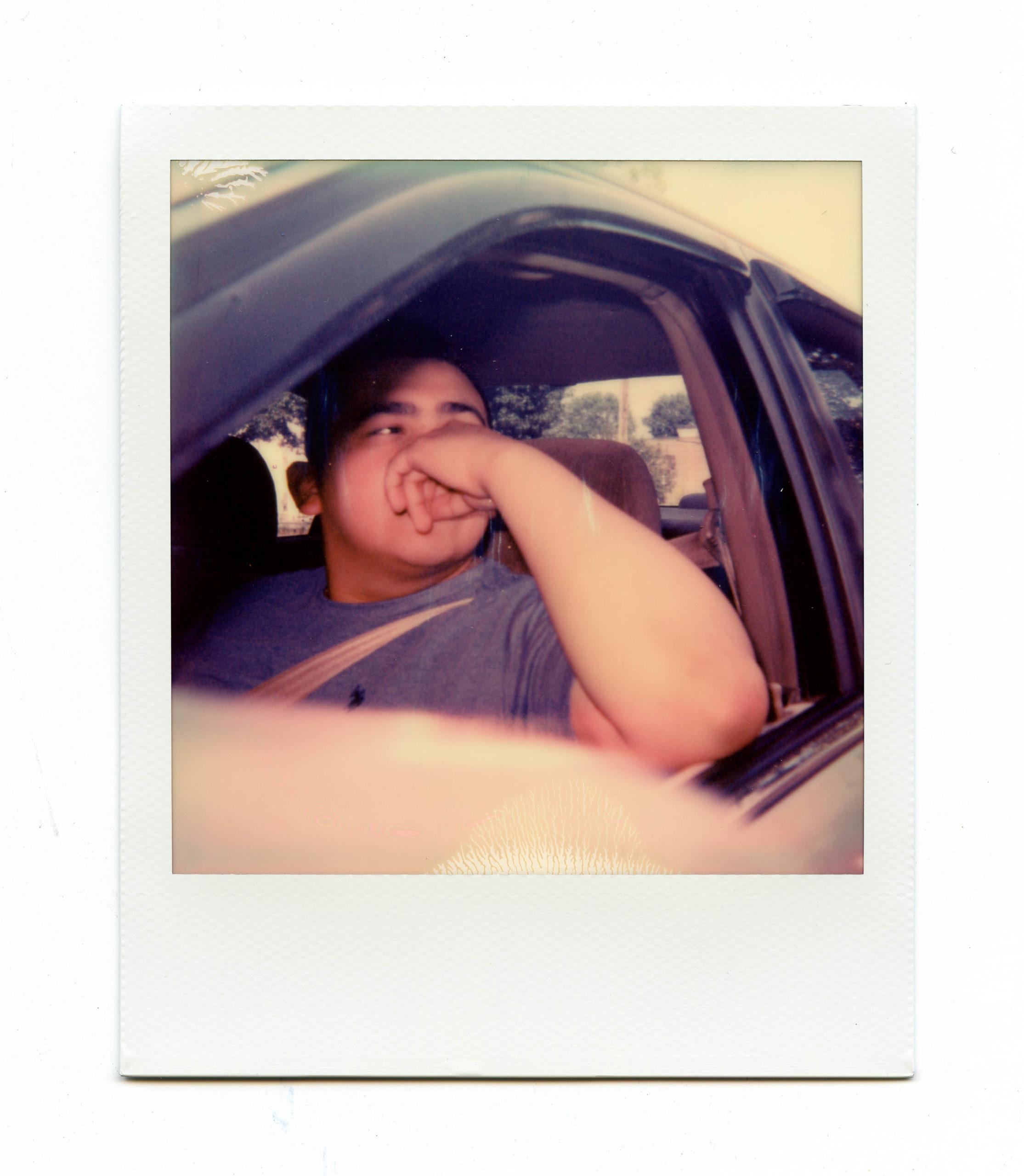 Fred Moran - Polaroid Sun 600 Review - FilterGrade