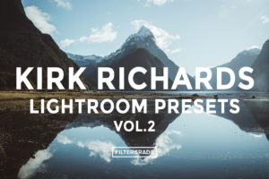 Kirk Richards Lightroom Presets Vol. 2 - FilterGrade