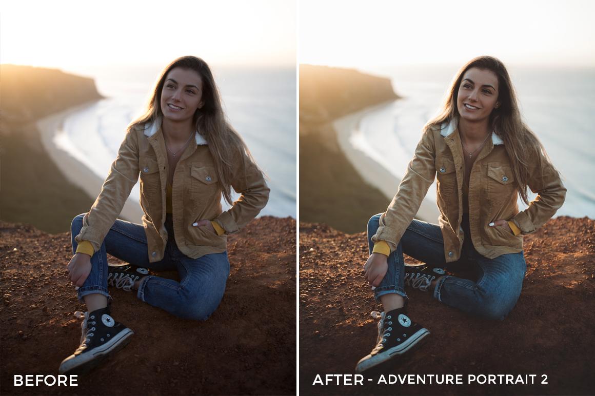Adventure Portrait 2 (NEW) - Kirk Richards Lightrooom Presets Vol. 2 - FilterGrade