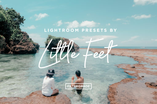 Little Feet Lightroom Presets by Livi Bautista - FilterGrade