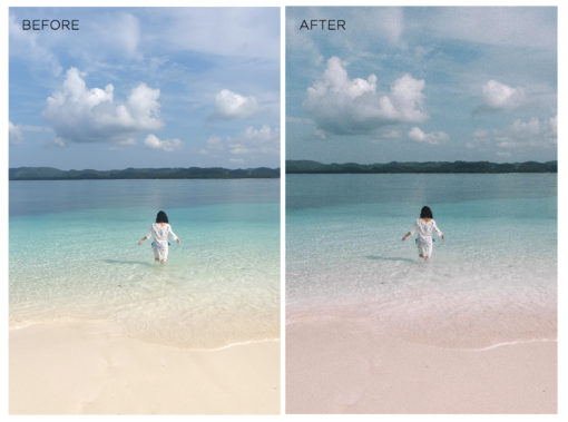 03 Little Feet Lightroom Presets by Olivia Bautista - FilterGrade