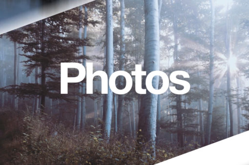 photos gallery after effects