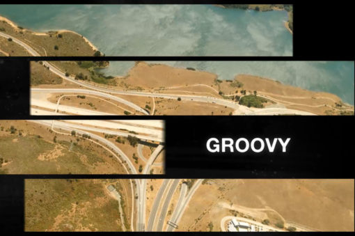 groovy slideshow ae template