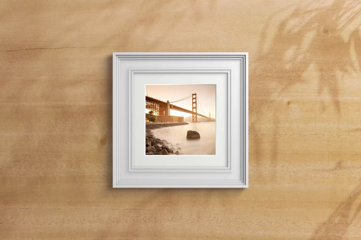 digital frame creator ae template