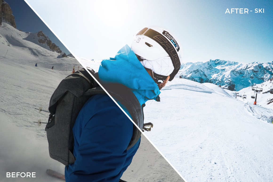 Ski - Fabio Fimmano Lightroom Presets - FilterGrade