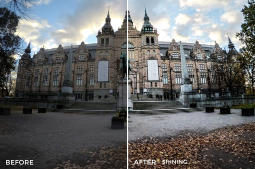 Shining - Fabio Fimmano Lightroom Presets - FilterGrade