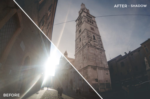 Shadow - Fabio Fimmano Lightroom Presets - FilterGrade