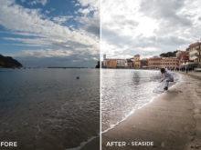 Seaside - Fabio Fimmano Lightroom Presets - FilterGrade