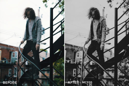 MCF05 - Max Creative Films Lightroom Presets - FilterGrade