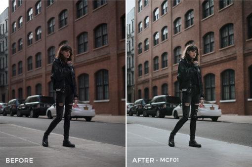 MCF01 - Max Creative Films Lightroom Presets - FilterGrade