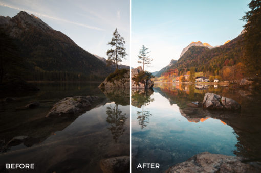 10 Emmett Sparling Lightroom Presets V2 - FilterGrade
