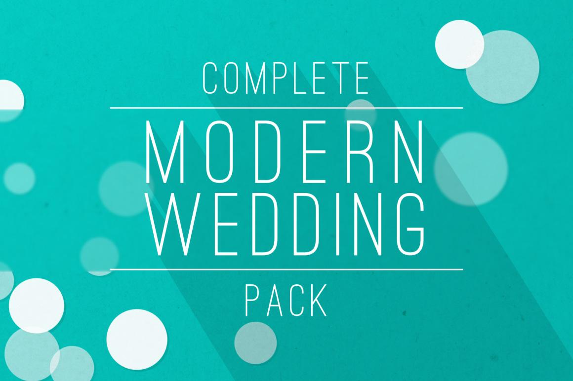 modern wedding after effects template
