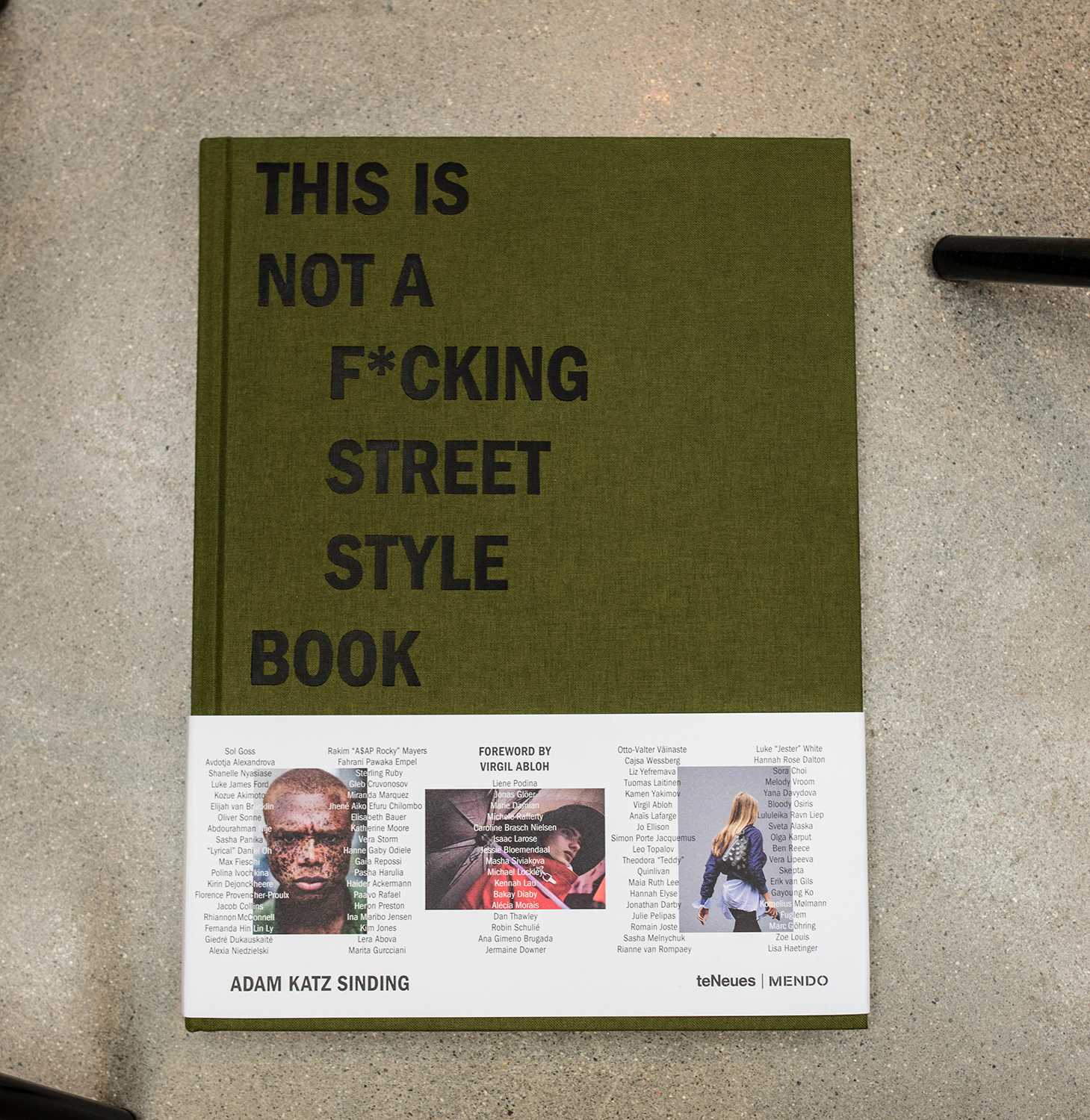 This is NOT a F*cking Street Style Book Review - FilterGrade