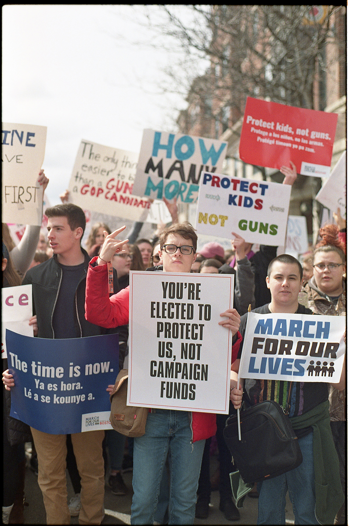 15 March for Our Lives - Boston, MA - March 24, 2018 - FilterGrade