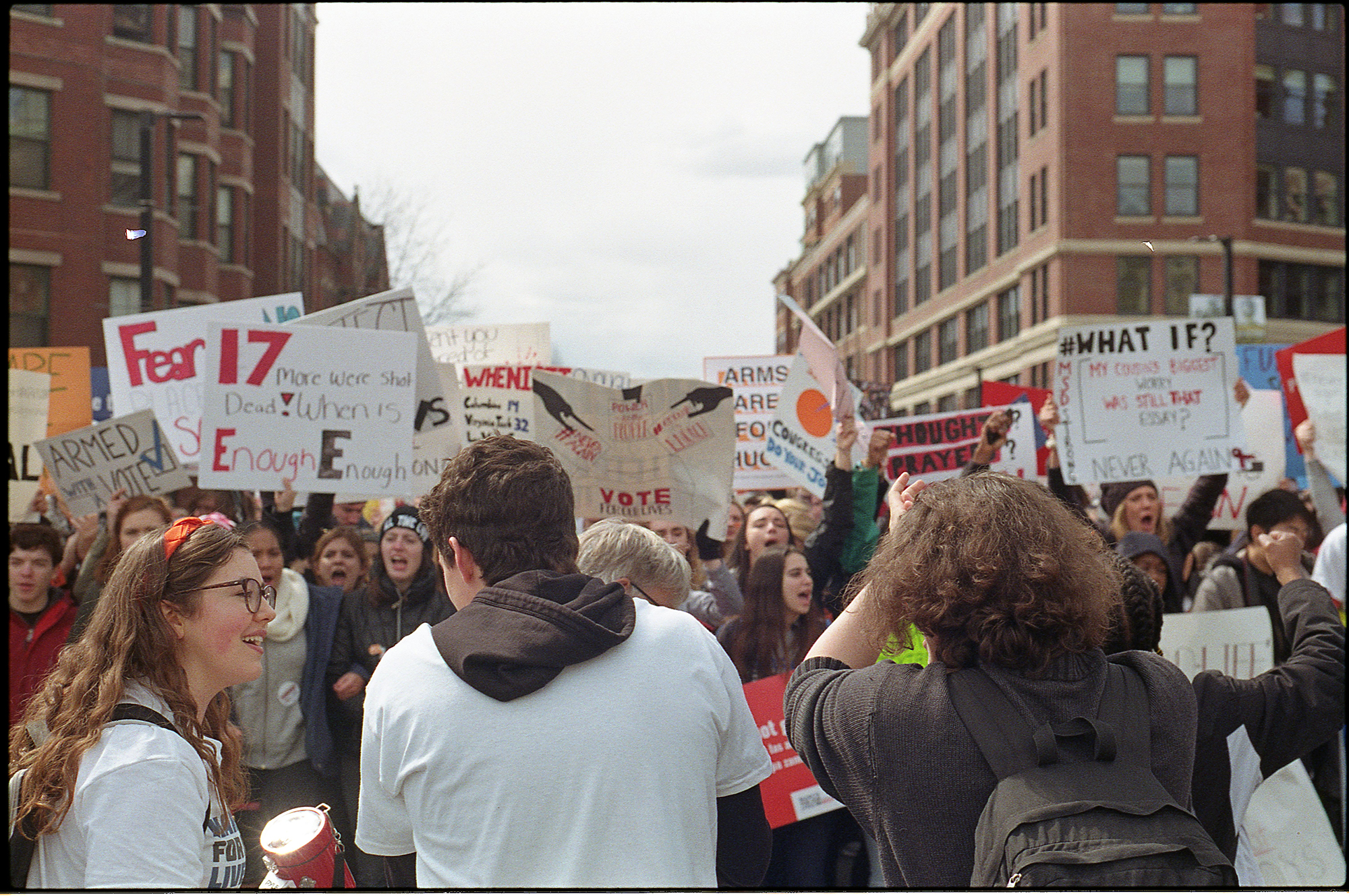 19 March for Our Lives - Boston, MA - March 24, 2018 - FilterGrade