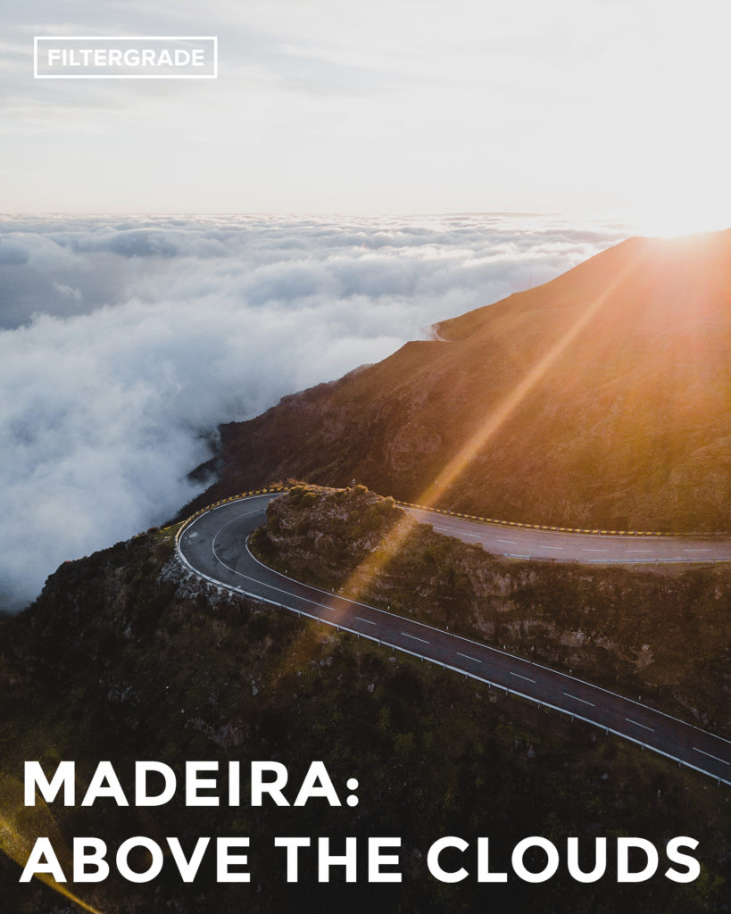 Above the Clouds- Marvin Kuhr's Incredible Adventure to Madeira - FilterGrade