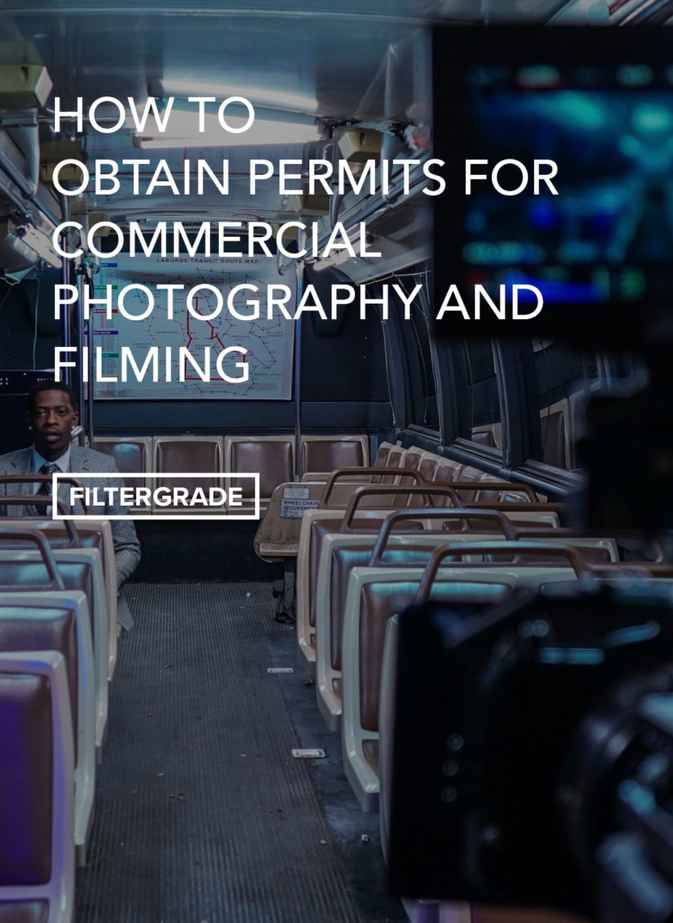 A guide to the various film commissions and government agencies around the world. Find out how to obtain permits for commercial photography and filming.