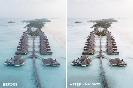 Maldives - Franck Reporter Lightroom Presets - FilterGrade