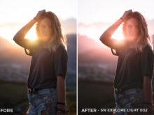 SN Explore Light 002 - Nathan Saillet Lightroom Presets - FilterGrade