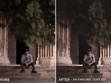 SN Explore Light 001 - Nathan Saillet Lightroom Presets - FilterGrade