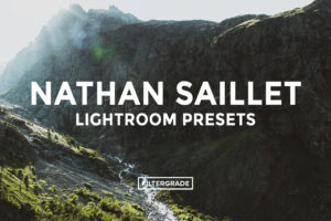 Nathan Saillet Lightroom Presets - FilterGrade