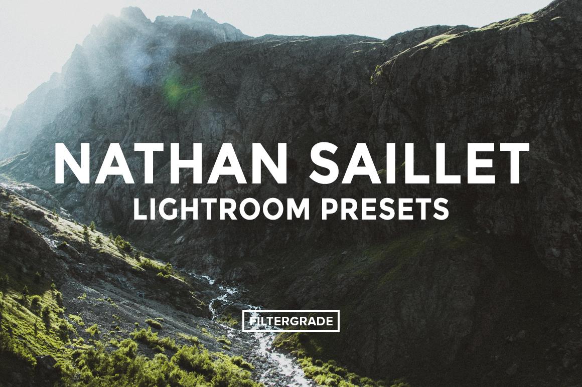 Nathan Saillet Lightroom Presets - FilterGrade