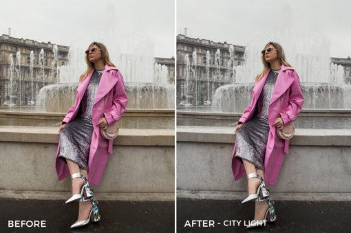 City Light - Greta Larosa Lightroom Presets - FilterGrade