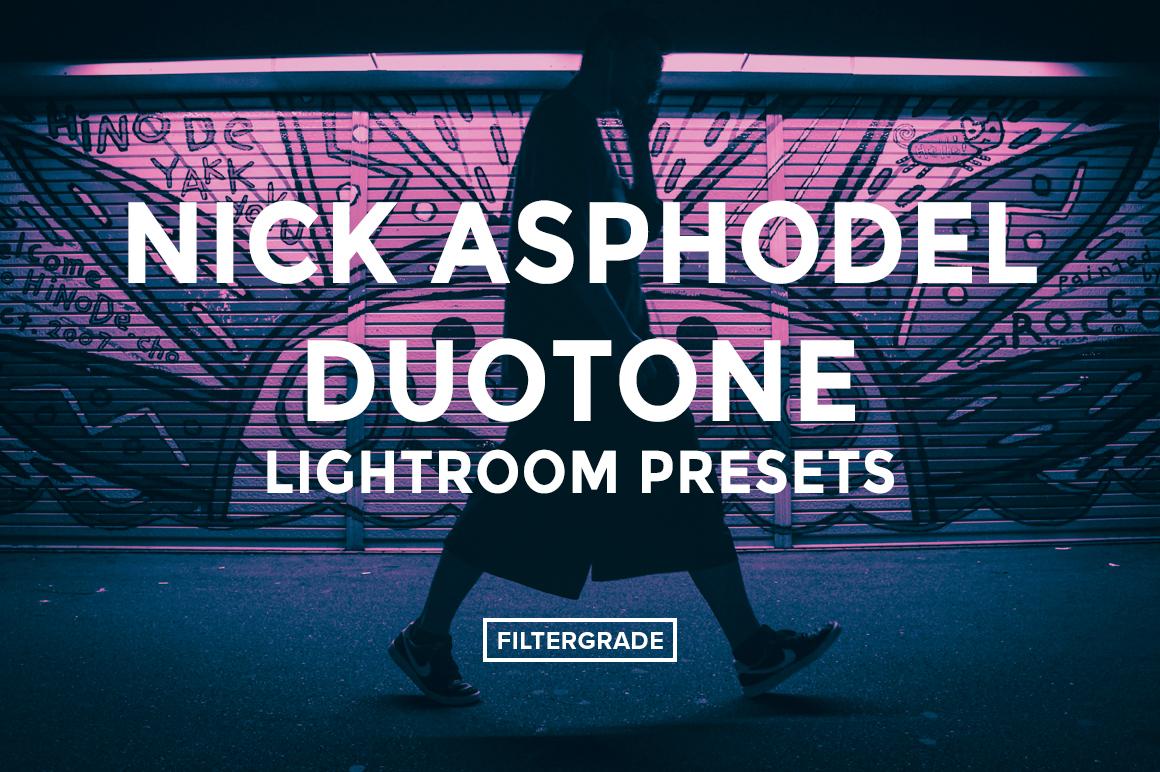 Nick Asphodel Dutone Lightroom Presets - FilterGrade