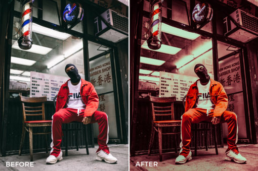 8 Nick Asphodel Dutone Lightroom Presets - FilterGrade
