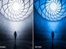 5 Nick Asphodel Dutone Lightroom Presets - FilterGrade