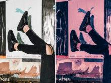 4 Nick Asphodel Dutone Lightroom Presets - FilterGrade