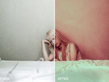 2 Nick Asphodel Dutone Lightroom Presets - FilterGrade