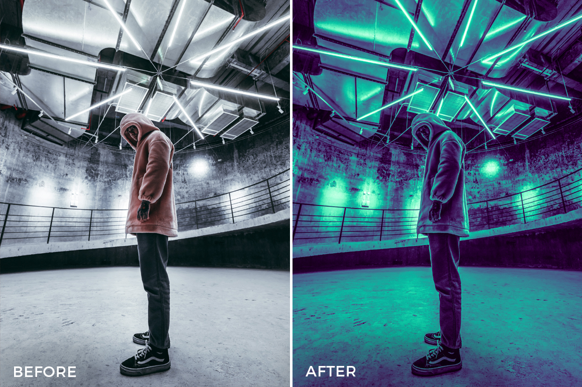 1 Nick Asphodel Dutone Lightroom Presets - FilterGrade