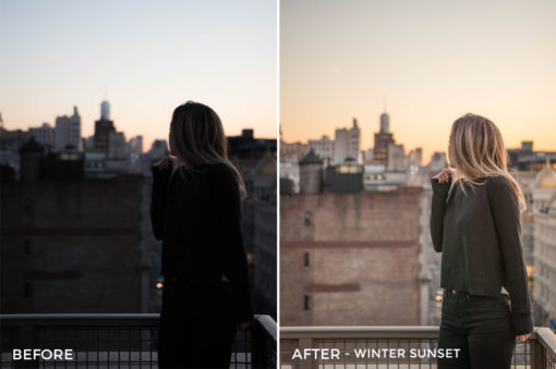 -cWinter Sunset - Bree Rose Lightroom Presets - FilterGrade
