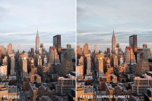 Summer Sunsets - Bree Rose Lightroom Presets - FilterGrade