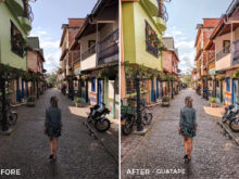 Guatape - Bree Rose Lightroom Presets - FilterGrade