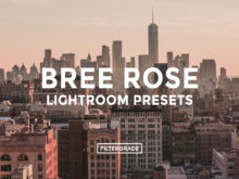 Featured - Bree Rose Lightroom Presets - FilterGrade