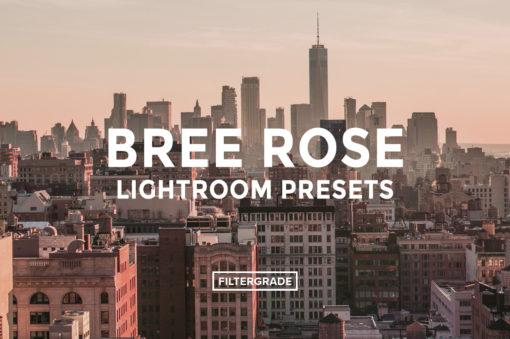 Featured - Bree Rose Lightroom Presets - FilterGrade