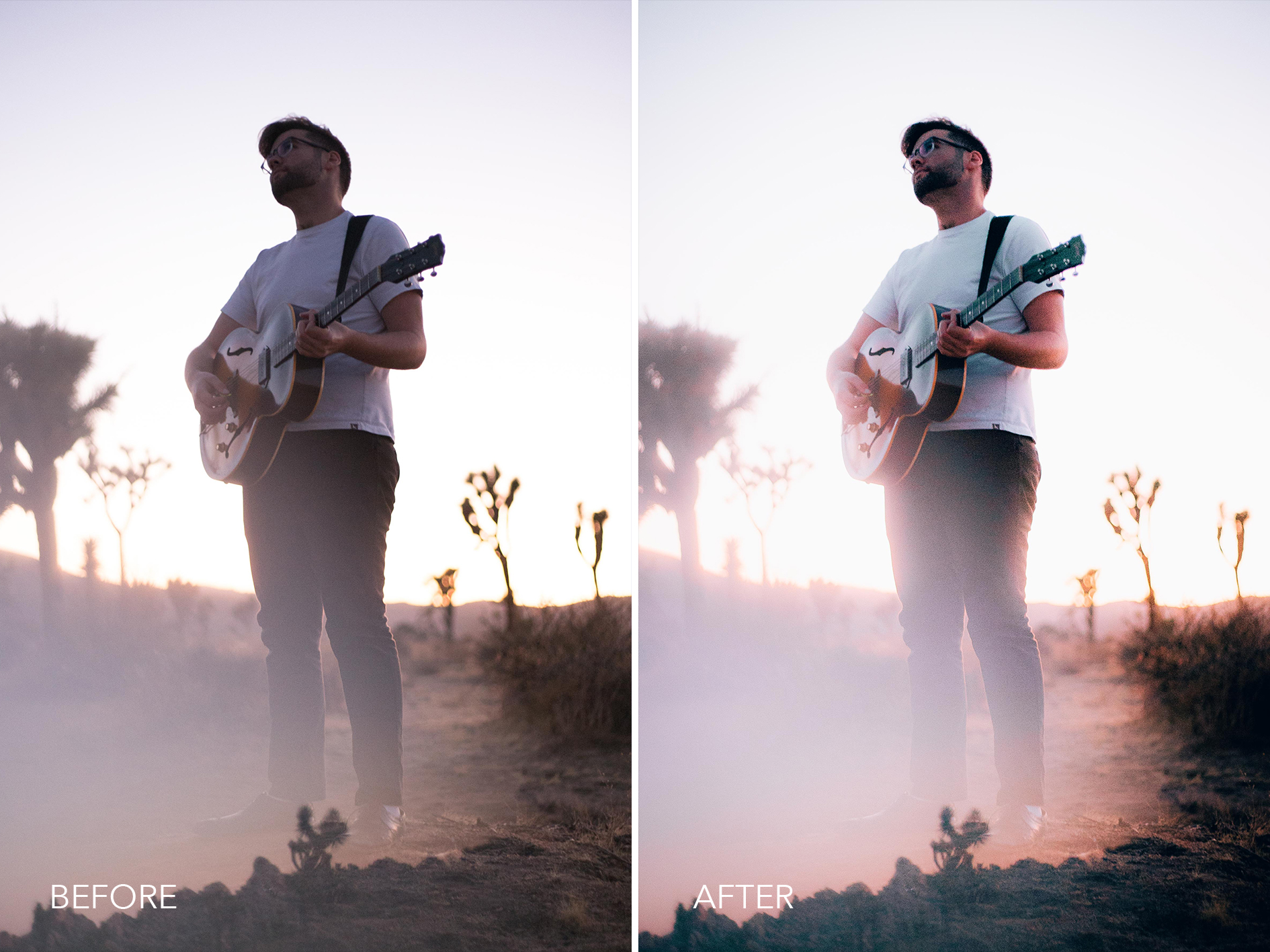 13.Outdoor Soft Light - Merrick Winter Live Music Lightroom Presets - FilterGrade