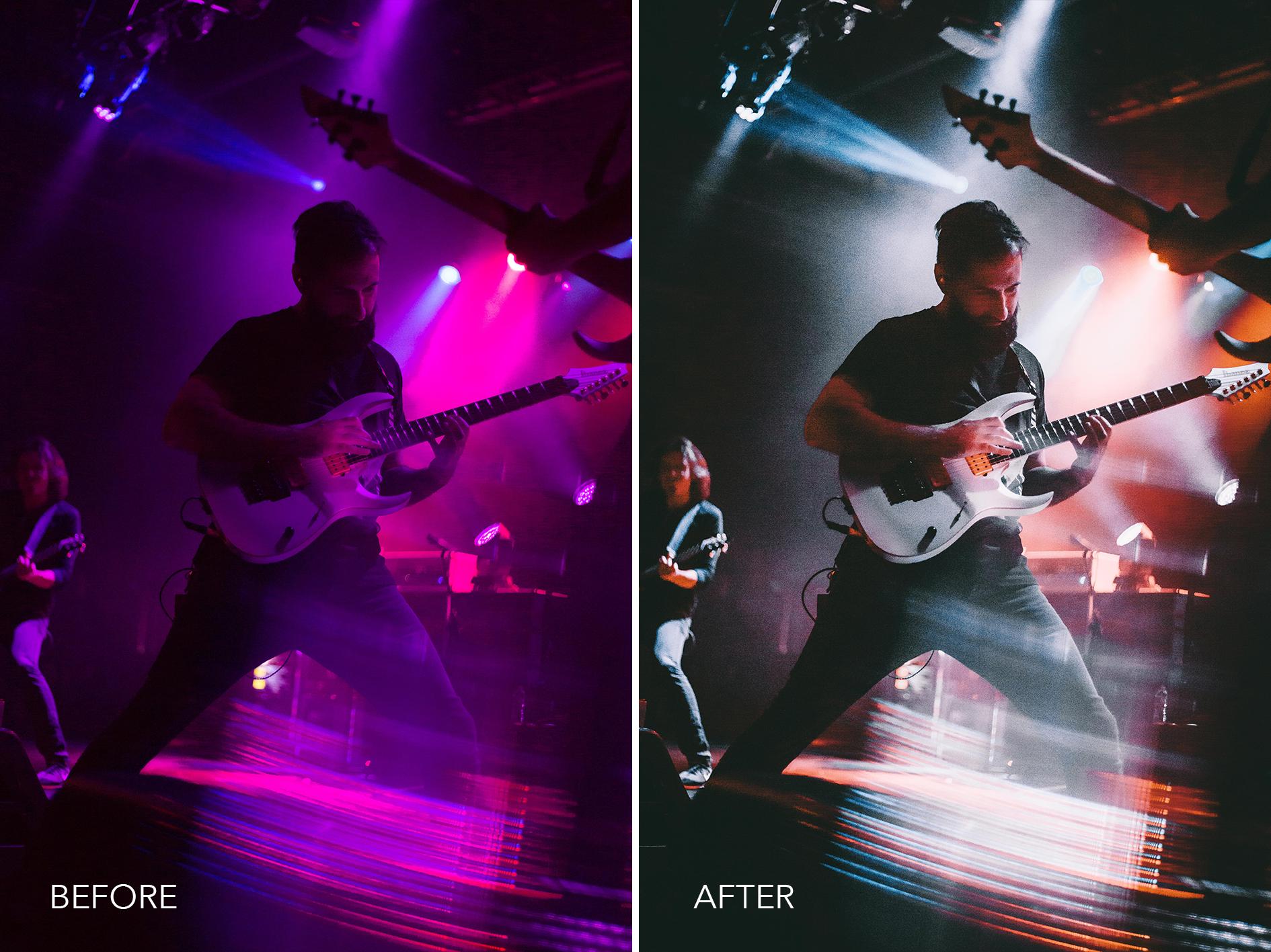 7.Purple Haze - Merrick Winter Live Music Lightroom Presets - FilterGrade
