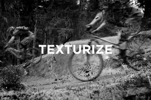 texturize video footage