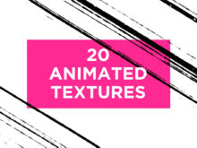 20 animated textures pack