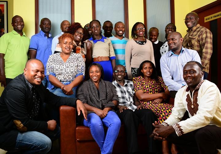 Kenya Film Commission Staff Photo