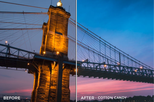 Cotton Candy - Corey Smith Lightroom Presets - FilterGrade