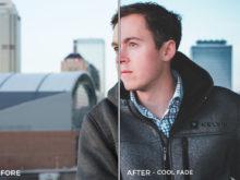 Cool Fade - Corey Smith Lightroom Presets - FilterGrade