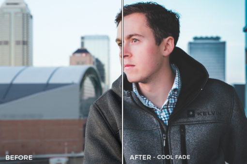 Cool Fade - Corey Smith Lightroom Presets - FilterGrade