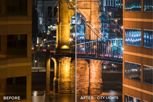 City Lights - Corey Smith Lightroom Presets - FilterGrade