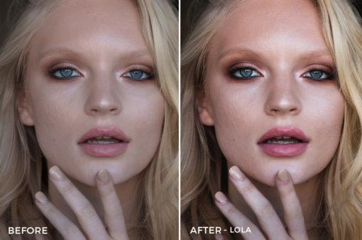 Lola - Daniel Garcia Costoya Lightroom Presets - FilterGrade